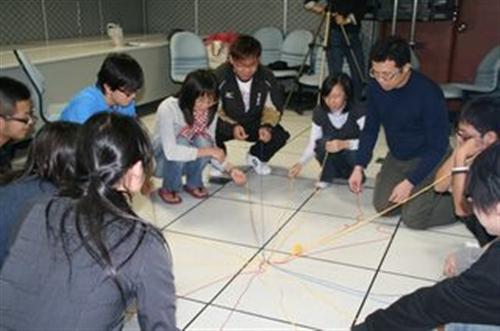 教學助理教學系列專題講座:瘋狂實驗認真學--從遊戲與問答中培養認真的態度