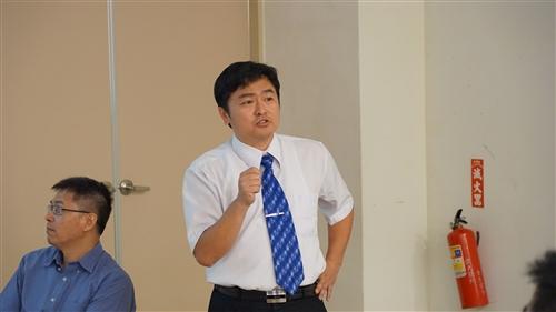 104學年蘭陽校園新生家長座談會