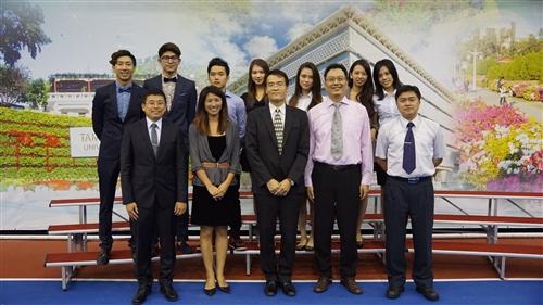 104蘭陽校園全球發展學院開學典禮
