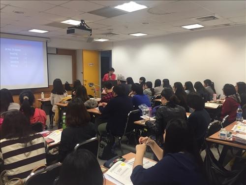 106學年度第2學期 托福iBT檢定考試拔尖班