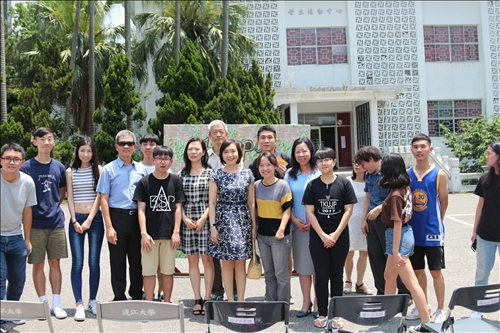 106學年度第2學期 外語週