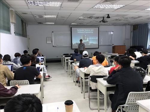 106學年度第2學期 「Autonomous Alert Generation and Recommendation for Disaster Management」演講