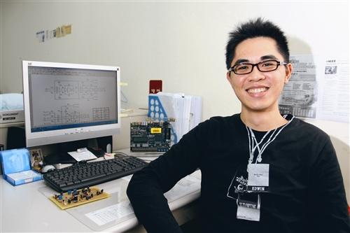 林俊辰獲公費補助3月赴美