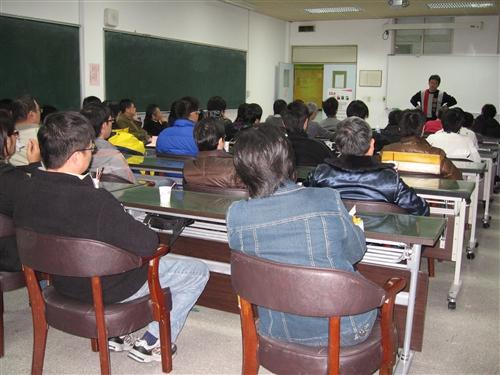 物理系學生、學生家長暨系友就業經驗座談會