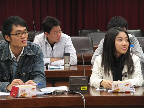 教育學院教學助理座談會