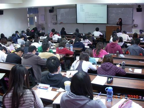 """寒假期間開設免費英語課程""""多益班""""已額滿,GEPT英檢班尚有名額,欲報從速"""