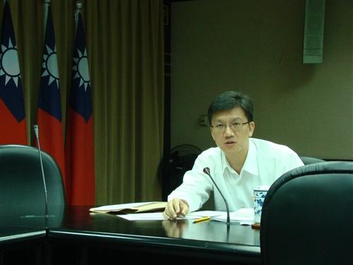 職場體驗活動~「行政院大陸委員會」參訪