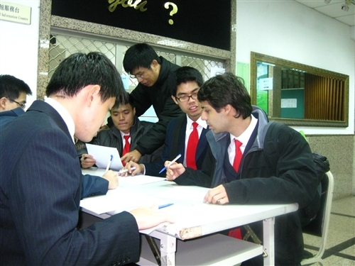 成人教育部辦理「海外華裔青年台灣觀摩團」活動