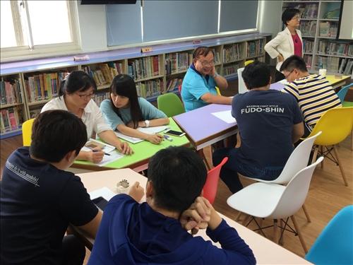 《滬尾榮景 共學再造》系列活動—教師研習