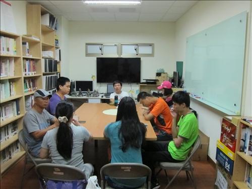 老師帶領人際溝通與互動技巧