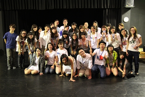 淡江大學法文系2011戲劇公演