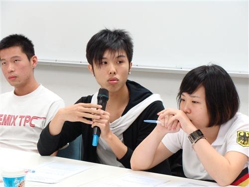 淡江大學99學年度英語授課課程座談會
