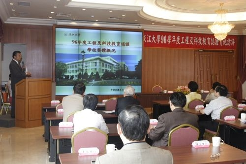 中華工程教育學會(IEET)於8、9日至工學院進行「工程認證實地訪評」,展現本校工學院相關學系提供學生優質教育的決心以及邁向國際化發展的企圖心。