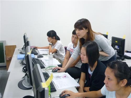 WORD2007 -TQC暨MOS雙認證研習課程