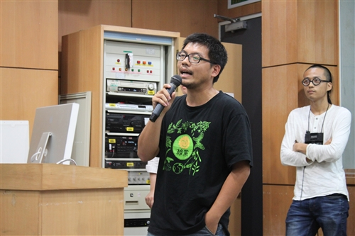 文學院舉辦「文創大淡水地區全紀錄」成果發表會