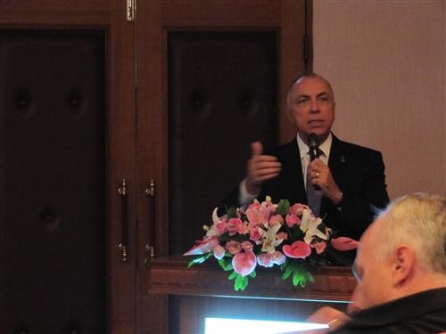 本校舉辦「The Workshop for University Leaders on Development and Alumni Engagement」。