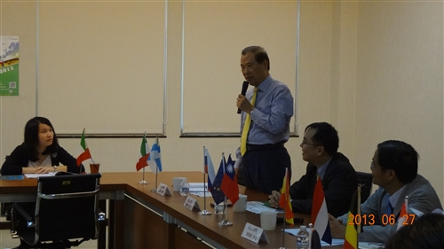 歐研所舉辦第五屆歐洲聯盟核安暨永續發展夏季研習