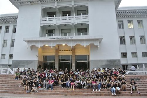為讓大一新生快速上手大學課程,理學院舉辦數學營。