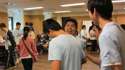 盲生資源中心舉辦「102年大專視障學生歡樂學習營」。