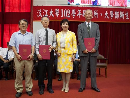 本校舉辦「102學年度新生開學典禮暨入學講習」。