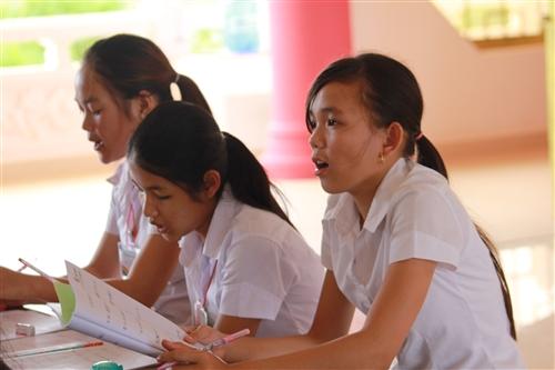 本校「柬埔寨服務學習團」7度赴柬國服務。