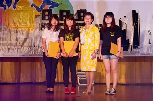 學生事務處舉辦101學年度學生社團評鑑暨成果觀摩。
