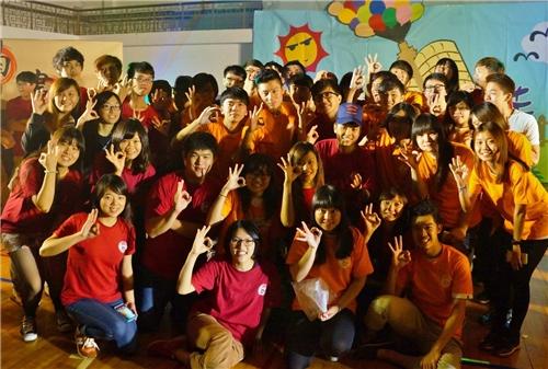 學務處舉辦102學年度「淡海同舟」社團負責人研習會。