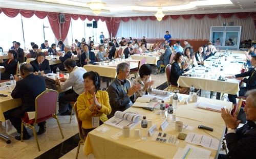 「2013年臺北大阪高等教育會議」在本校舉行。