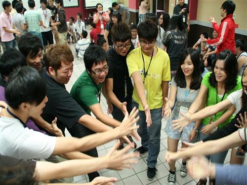 學教中心舉辦「教學助理暑期成長營」活動。