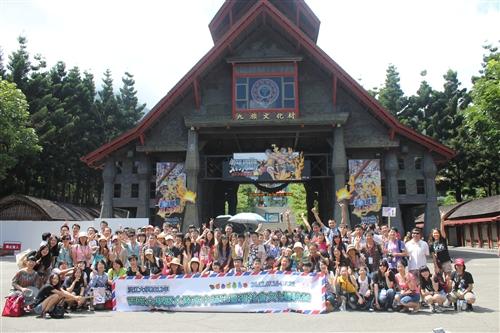 2012年「第三屆兩岸大學師生台灣社會文化體驗營」及「第一屆大陸高中師生臺灣社會文化體驗營」即日起受理報名