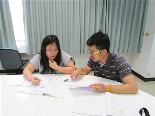 學習與教學中心舉辦大學部基礎科目1-3人個別輔導,敬請公告並鼓勵同學踴躍參加。