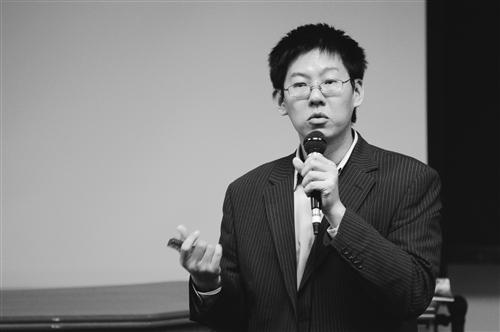 建築系系友李怡志