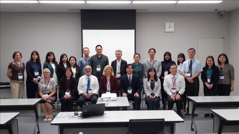 淡江企管系前進日本舉辦「BIT 2019」國際學術研討會