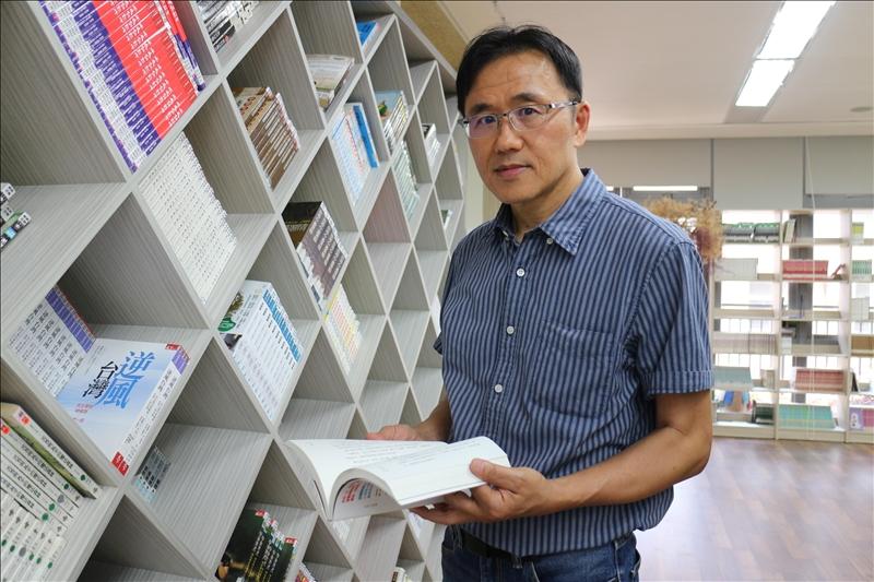 暢銷作家蔡淇華:珍惜你的怪 用寫作改變世界
