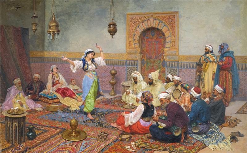 「中東文化‧鼓樂印象」